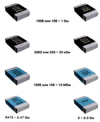 Програмку определения резисторов по цветовому коду