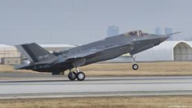 Истребители. Пятое поколение. F-35
